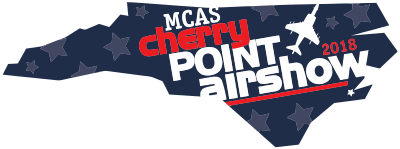 MCAS Cherry Point Airshow Logo